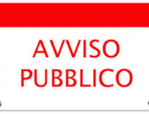 AVVISO PUBBLICO PER L'INDIVIDUAZIONE DELLE FAMIGLIE BENEFICIARIE DELLE MISURE URGENTI DI SOSTEGNO ALIMENTARE PREVISTE NELL'AMBITO DELL'EMERGENZA SANITARIA DA COVID-19